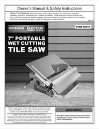 harbor freight tile saw manual harbor freight tile saw manual 100 images harbor freight