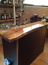 home bar kellerbar design hausbar theke küche mit theke