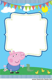 Peppa Pig George Pumpkin Template by 19 Best Peppa Pig Images On Pinterest Pigs Birthday Ideas And