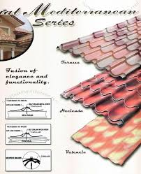 install simulated tile metal roofing sheets philippines