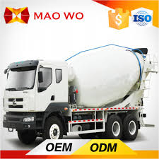 100 Concrete Truck Dimensions MAOWO 6x4 Concrete Mixer Truck Dimensions In China View Concrete