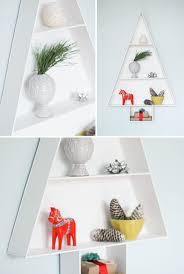 How To Make A Modern Wooden Christmas Tree Display Shelf