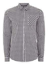 men u0027s check shirts shop men u0027s plaid shirts topman