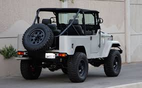 Icon Introduces New School FJ40 Baja Model - Truck Trend News
