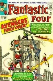Marvel Comicss Fantastic Four Issue 26