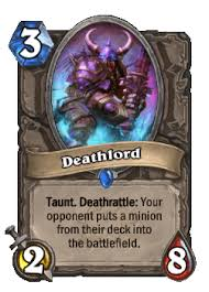 there can be only one hearthstone meta snapshot tempo