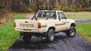 1986 Toyota XTRACab Deluxe Pickup | F37 | Kissimmee 2018 1986 Toyota Pickup Truck Turbo Rally Kings Classics For Sale On Autotrader Rare 1987 4x4 Xtra Cab Up Ebay Aoevolution Commercial Vehicles Uk Old Rusty Junky Pickup Truck Stock Photo 26276752 Alamy Alinum Beds Alumbody Announces Prices 2010 Tundra And Sequoia Sport 2004 Hilux Single Utility 2wd Manual 3 Seats 2009 Chevrolet C5500 Atx Equipment Public Surplus Auction 1824 50 Years Of 50th Anniversary Special Website Toyota