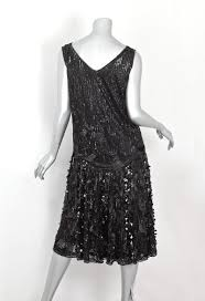 7413 beaded flapper dress at vintagetextile com