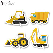 100 Construction Trucks US 294 16 OFF Theme Party Table Centerpiece Digger Decorations Kids Event Birthday Party Decorations Suppliesin Party DIY
