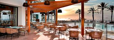 Floor Plan For A Restaurant Colors Restaurants And Nightlife At The Hard Rock Hotel Ibiza