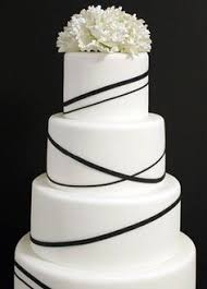 My Perfect Wedding Cake Elegant Cakes With A Modern Edge