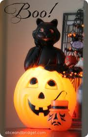 Halloween Blow Molds by Festive Occasions