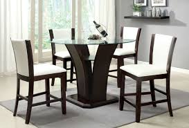 5 Piece Counter Height Dining Room Sets by 5 Piece Counter Height Kitchen Table Ward Log Homes