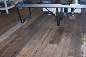 Wood Floor Cupping In Kitchen by The Gap Reclaimed Douglas Fir Wide Plank Flooring