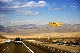 Nevada Highway USA. Deserts Of Nevada Near Las Vegas. Runaway ... Runaway Truck Ramp Forest On Image Photo Bigstock Stock Photos Images Lanes And How To Prevent Brake Loss In Commercial Vehicles Check Out Massive Getting Saved By Youtube 201604_154021 Explore Massachusetts Turnpike Eastbound Ru Filerunaway Truck Ramp East Of Asheville Nc Img 5217jpg Sign Stock Image Runaway 31855095 Car Loses Brakes Uses Avon Mountain Escape Barrier Hartford Should Not Have Been On The Road Wnepcom Sign Picture And Royalty Free Photo Breaks Pathway 74103964