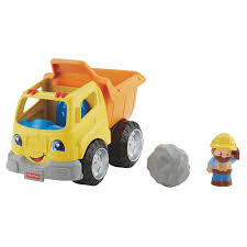 Fisher-Price Little People Dump Truck Toy, Multicolor | Products Little People Cstruction Site With Dump Truck Diggers For Children 116th Big Farm Yellow Peterbilt Tandem Axle Friendly Passengers Train Fisherprice Youtube Cartoon On White Background Stock Illustration Rumblin Rocks Dirt Diggers 2in1 Haulers Tikes Fisher Price Lil Movers And 50 Similar Items Toy Drawing At Getdrawingscom Free Personal Use Fisher Price Toys Buy In Cheap
