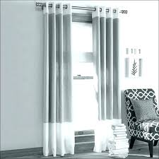 Dark Gray Dining Room Curtains For And White Living