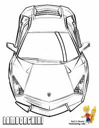 Pin Drawn Lamborghini Hard 10