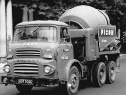 100 Pioneer Trucks Concrete Trucks ObliqueFreelance Flickr