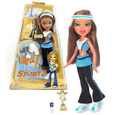 Amazoncom MGA Entertainment Bratz Play Sportz Series 10 Inch Doll