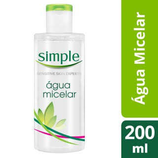 Simple Kind to Skin Micellar Cleansing Water 200 ml