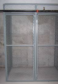 Single Tier Storage Locker