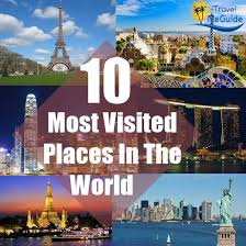 Cool Top 10 Places To Travel In The World