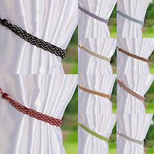 curtains tie backs ebay
