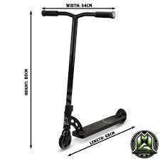 Madd Gear Pro VX6 Scooter Black