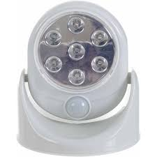cordless outdoor motion sensor led light walmart