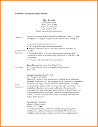 fice Administration Sample Resume Picture