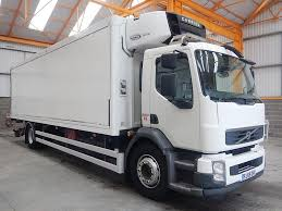 VOLVO FL 240 EURO 5, 4 X 2 FRIDGE FREEZER - 2009 - FJ59 DHV | Walker ...