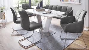 esszimmerstuhle modern grau caseconrad