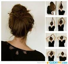 Sock Bun Hacks Tips Tricks How To Wear Hair Up In Donut