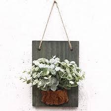 x flower display stand gefälschte blumen dekoration an der