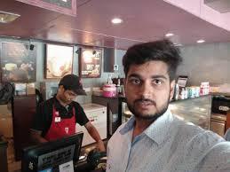 Rachit Mishra At Cafe Coffee Day Lal Kothi Photos