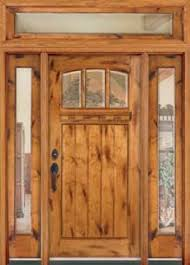 Rustic Entry Doors