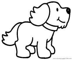 Interesting Design Ideas Dog Pictures To Color 334 Best Coloring Book Dogs Images On Pinterest