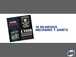 100 Diesel Truck Apparel 14 Hilarious Tshirts Youll Want When You Become A Mechanic
