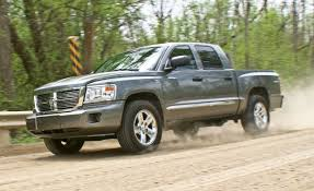 2009 Dodge Dakota Crew Cab V8 4x4 – Instrumented Test &#8211 ...