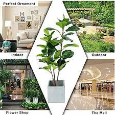 Home Interior Pics Künstliche Nordic Pflanzen Interior Home Decor Geigenblatt