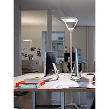 Home Office Ideas : Cool Stainless Steel Office Floor Lamp Cool ... Tips For Interior Lighting Design All White Fniture And Wall Interior Color Decor For Small Home Office Lighting Design Ideas Interesting Solutions Best Idea Home Various Types Designs Of Pendant Light Crafts Get Cozy Smart Homes Amazing Beautiful With Cool Space Decorating Gylhomes Desk Layout Sales Mounted S Track Fixtures Modern