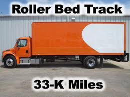 2011 FREIGHTLINER M2 CUMMINS 24FT ROLLER BED TRACK AIR CARGO BOX VAN ... 24ft Box Truck Wraps Billboard Advertising Stickers Prints Used 24 Ft Van Body With A Liftgate For Sale 2005 Intertional 4300 Ft Fontana Ca 2013 Intertional Mag Trucks Delivers Nationwide 2016 Hino 268a Flatbed Stakebody Feature Friday 1999 Gmc C5500 For Sale Asheville Nc Copenhaver Great Hauler 1997 Truck Hvytruckdealerscom Medium Listings 2008 338 Refrigerated Bentley Services Fg8j Dropside Centro Manufacturing Cporation Ft