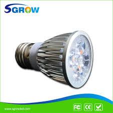 spectrum led grow lights bulbs e27 led l 400nm 840nm with