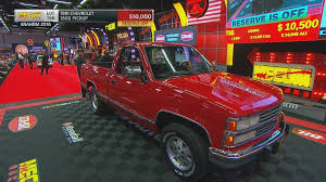 Mecum Auctions: 1991 Chevrolet 1500 Pickup Sells For $11K | NBC Sports Chevy 2018 Super Bowl Tv Commercial Commercials Car Hagerty Articles Chevrolet Romance 2015 Silverado Hd Truckin Fords Is Not About A New Motor Trend Tom Brady Won Truck The Big Lead Commercials Wikipedia Ten Worst Of All Time Work Truck Commercial Uses Bryan Cranston To Discuss Mobility Colorado Sport Concept News And Information Research
