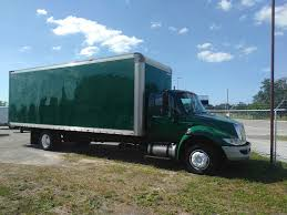 100 Box Trucks For Sale By Owner INTERNATIONAL BOX VAN TRUCK FOR SALE 1338