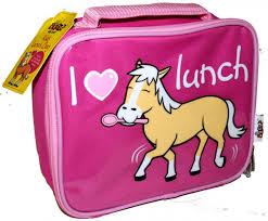 Horses Childrens Lunch Boxes
