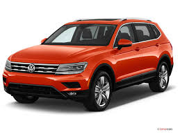 Volkswagen Tiguan Prices Reviews and