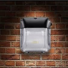 led 30watt emergency outdoor wall pack bulkhead ledbrite