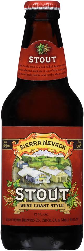 Sierra Nevada Stout - 12 fl oz